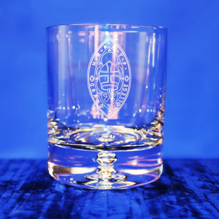Premium Whisky Glass Holy Royal Arch Knights Templar Priests