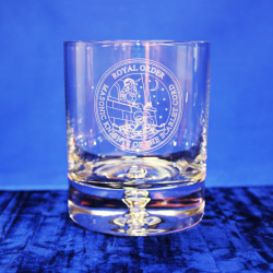 Premium Whisky Glass Order of the Scarlet Cord