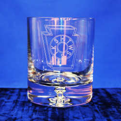 Premium Whisky Glass Mark Master Masons