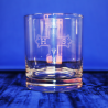 Red Cross of Constantine Knight Mason Standard Whisky Glass