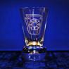 Mark Master Masons Firing Glass