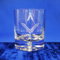 Premium Whisky Glass 1st Degree Tracing Board