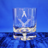 Premium Whisky Glass 3rd Degree Tracing Board