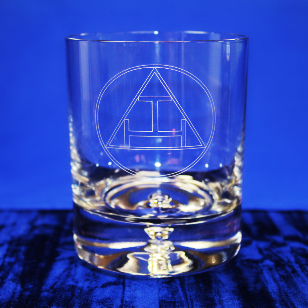 Premium Whisky Glass Holy Royal Arch