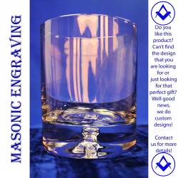 Premium Plain Whiskey Glass