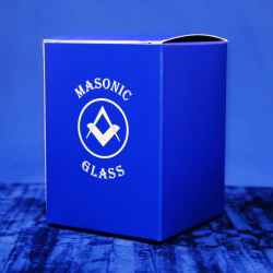 Standard Whiskey Glass Box