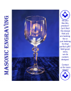 Our Mirelle Crystal Wine Glass